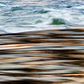 Smooth Water Rapids by Bill Wakeley