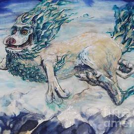 Silk Alchemy - Snow Lion