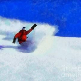 Elizabeth Coats - Snowboarding