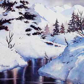 Snowclad II by Teresa Ascone