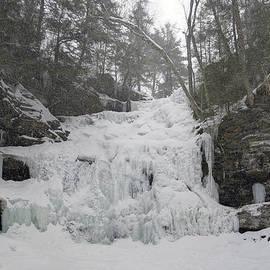 Gene Walls - Snowstorm At Ganoga