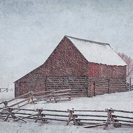 Priscilla Burgers - Snowstorm at the Ranch 2