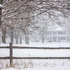Benjamin Williamson - Snowy New England