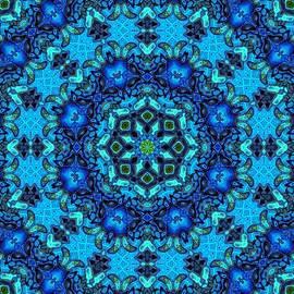 So Blue - 33 - Mandala