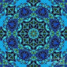 Aimelle - So Blue 35 - Mandala