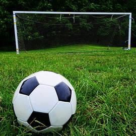 Paul Ward - Soccer Ball on Field
