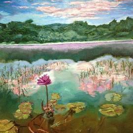 Solitary Bloom by Belinda Low