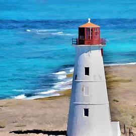 Pamela Blizzard - Solitary Lighthouse