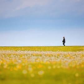 Karol Livote - Sometimes We All Walk Alone