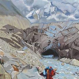 Arthur Glendinning - Source of the Ganges