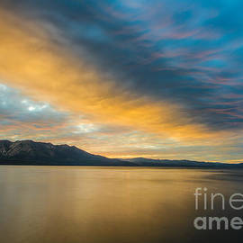 Mitch Shindelbower - South Lake Tahoe Sunset