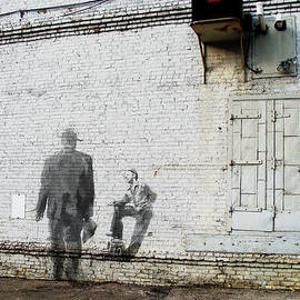 David Blank - South Wall of the Harri Hoffmann Company