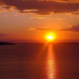 Ed Weidman - Southampton Sunset
