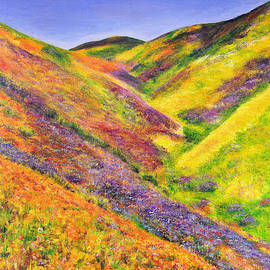 Southern California in Springtime by Anees Peterman