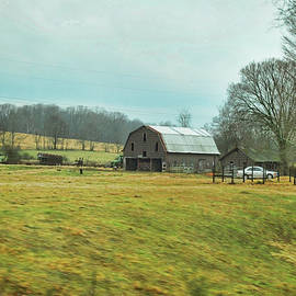 Southern Farm by Paulette B Wright