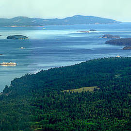 George Cousins - Southern Gulf Islands of BC