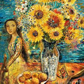 Southern Sunshine by Shijun Munns