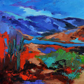 Elise Palmigiani - Southwest Arizona Trail