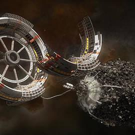 Bryan Versteeg - Space Station Construction