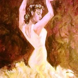 Michelle Reid - Spanish Dancer