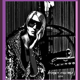 Joseph Coulombe - Spank me Purple
