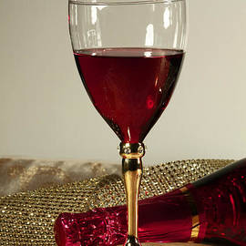 Inspired Nature Photography Fine Art Photography - Sparkling Wine for One
