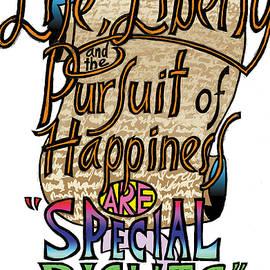Special Rights? by Ricardo Levins Morales