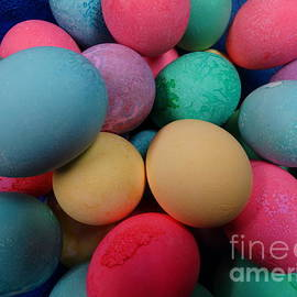 Joseph Baril - Speckled Easter Eggs