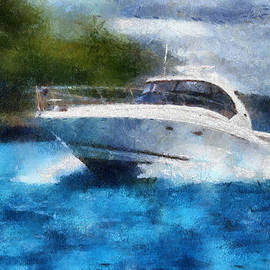 Thomas Woolworth - Speed Boat Photo Art 01