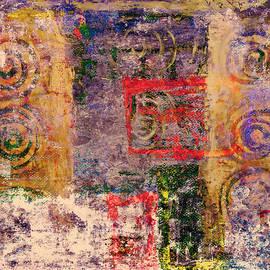 Florin Birjoveanu - Spiral Spirits Texture