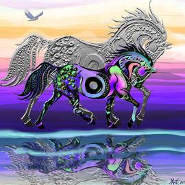 Spirit Horse by Michele Avanti