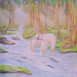 Cathy Long - Spirit Kermode Bear