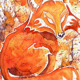Spirit of the Fox by D Renee Wilson