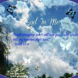 Spiritual  God In Me By Sherri of Palm Springs by Sherri's - Of Palm Springs