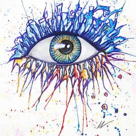 Kiki Art - Splash Eye 1