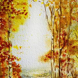 Irina Sztukowski - Splash of Fall