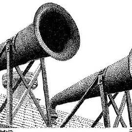 Split Rock Fog Horns by Rob Christensen