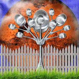 Ally  White - Spoon Tree