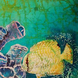 Sue Duda - Spotfin Butterflyfish