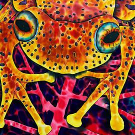 Daniel Jean-Baptiste - Spotted Tree Frog