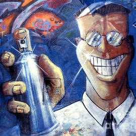 Spraycan Art by Phil Robinson