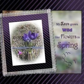 Susan Kinney - Spring Flowers