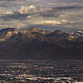 Spring Mountains by Chris Bordeleau