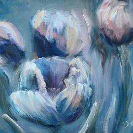 Donna Tuten - Spring Tulips