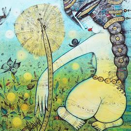 Springtime by Albena Vatcheva