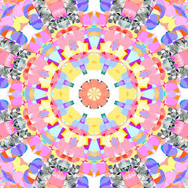 Springtime Geometry 2 by Shawna Rowe