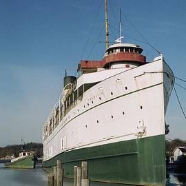 Julie Ketchman - S.S. Keewatin Steamship