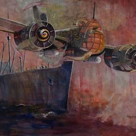 Ray Agius - SS Melbourne Star