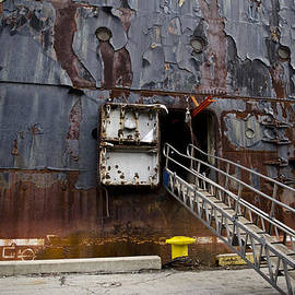 Jessica Berlin - SS United States - All Aboard