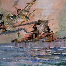 Ray Agius - SS Waimarama